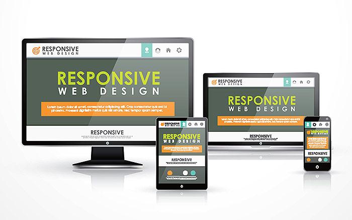 Responsive web design Calgary & Cochrane, Alberta. How to make a mobile-friendly site.